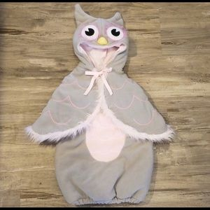 Pottery Barn Owl Costume 12-24 months